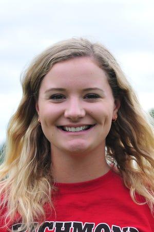 Jacey Cornett, Richmond High School girls golf