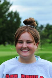 Brianna Fisher, Richmond High School girls golf
