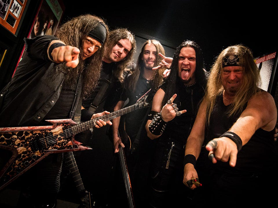 Longtime metal band Vicious Rumors will play Bigs on Friday