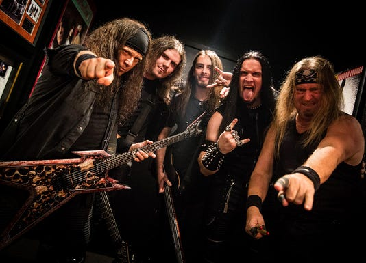 Vicious Rumors By Rockin Ryan Richardson
