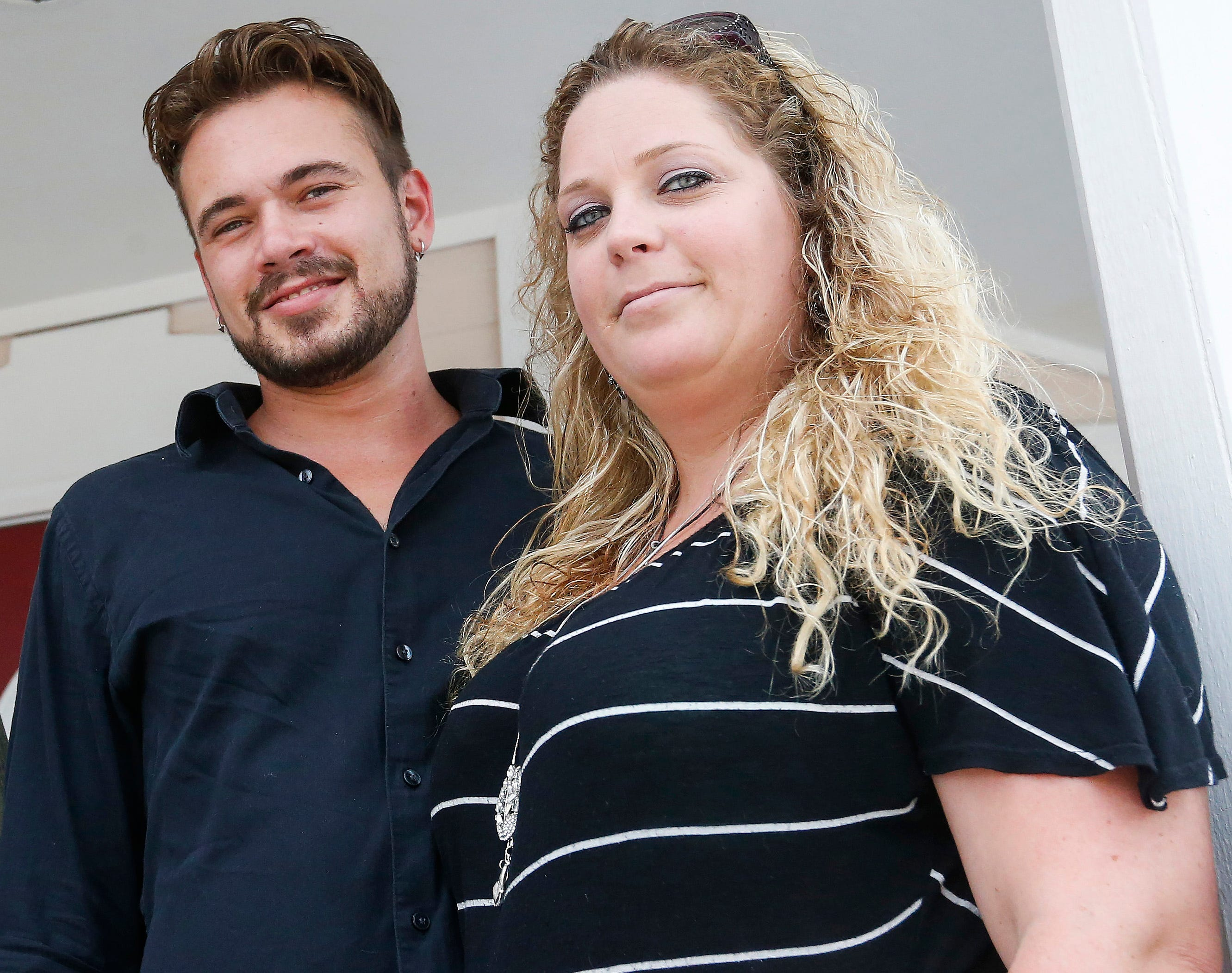Queen Anne Motel managers Jenn and Jordan Clark have made vast improvements to safety and security at the motel since taking over.