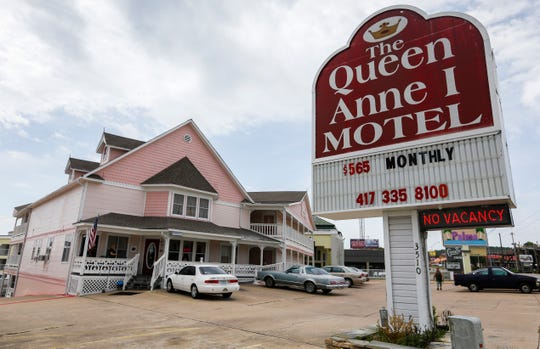 Management at the Queen Anne Motel have made vast improvements in safety and security in the past year.