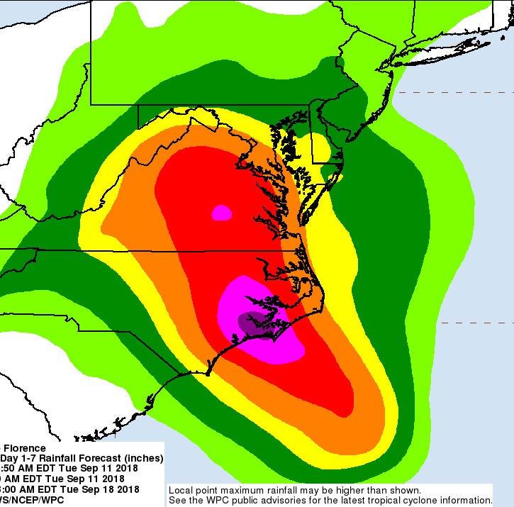 City health care centers prepare for Hurricane Florence