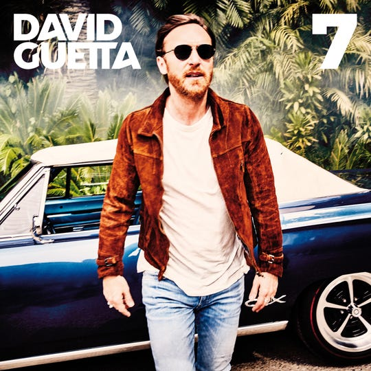 """David Guetta's """"7"""" comes out Sept. 14, 2018."""