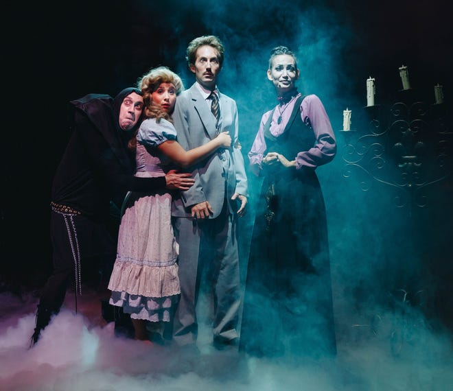 """""""Young Frankenstein"""" runs Sept. 13-29 at The Electric Theater in St. George."""