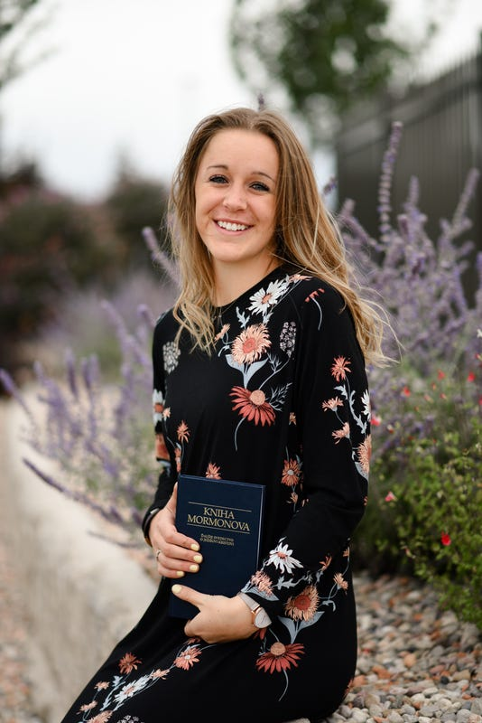 Missionaries Sister Ashlynn Twitchell