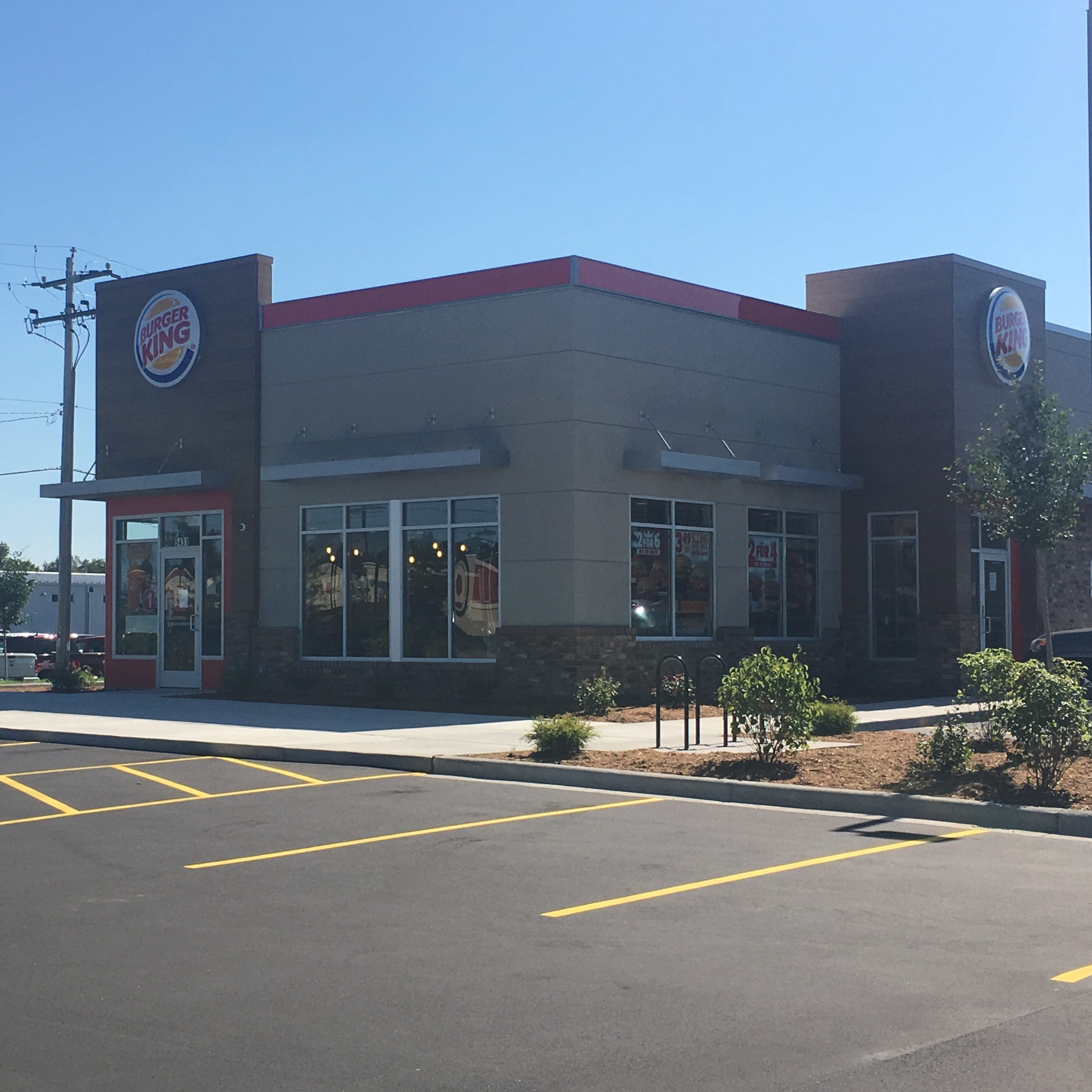 Stevens Point Burger King to open this week