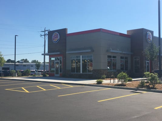Stevens Point Burger King