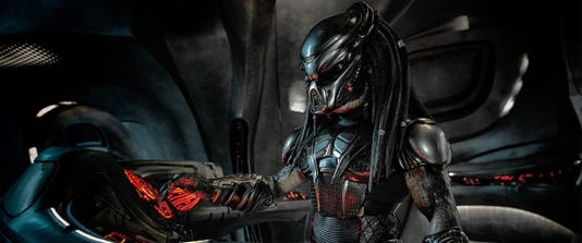 The Predator 20th Century Fox Art