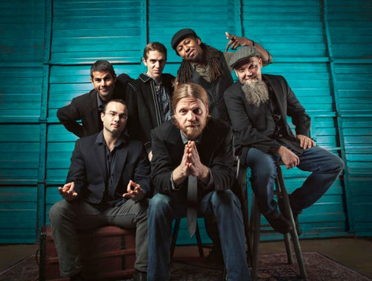 The Ghost Town Band plays Friday night at the Bradfordville Blues Club.