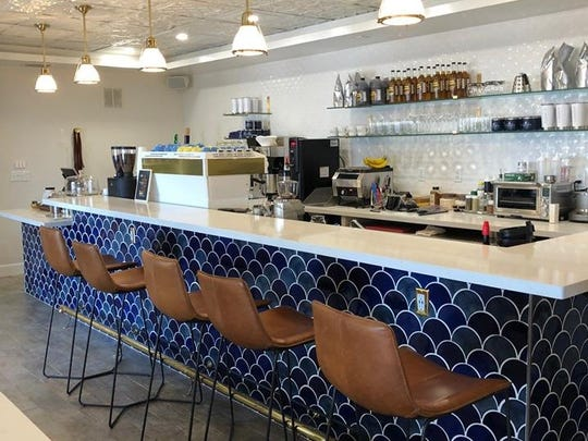 The grand opening of Gilbert's Coffee Bar in Stuart is Saturday.