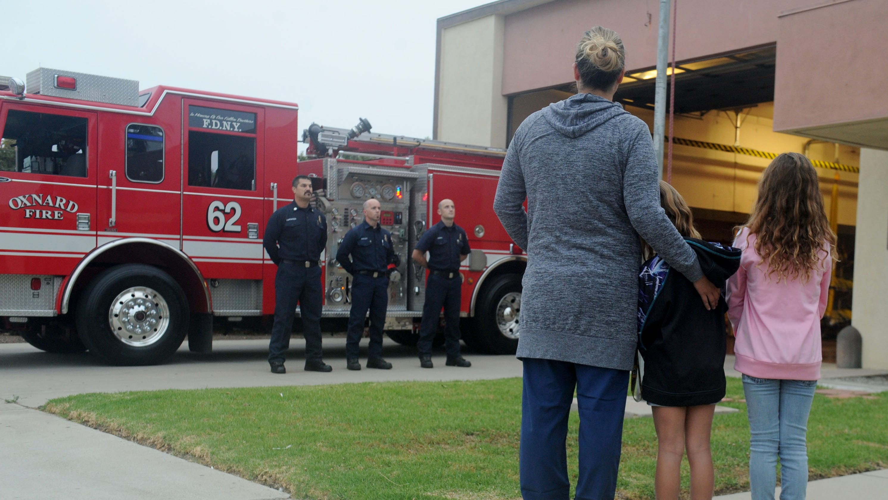 Ventura County fire agencies commemorate Sept. 11 ...
