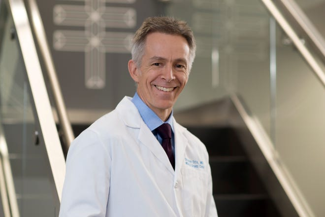 Christian Otto, MD, Director of Teleoncology at Memorial Sloan Kettering Cancer Center.