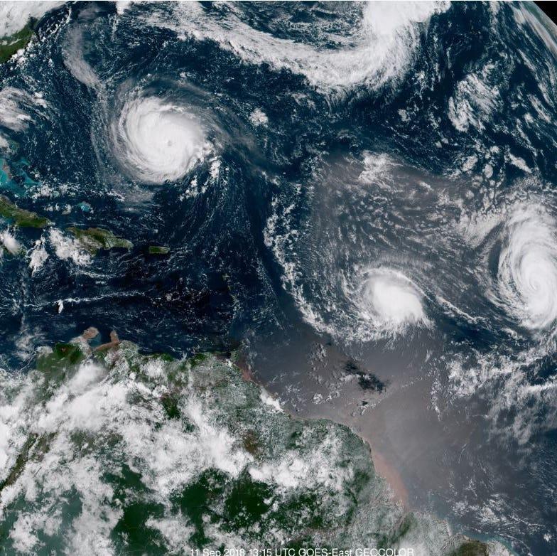 Hurricane Florence: Will the fierce storm hit upstate New York?