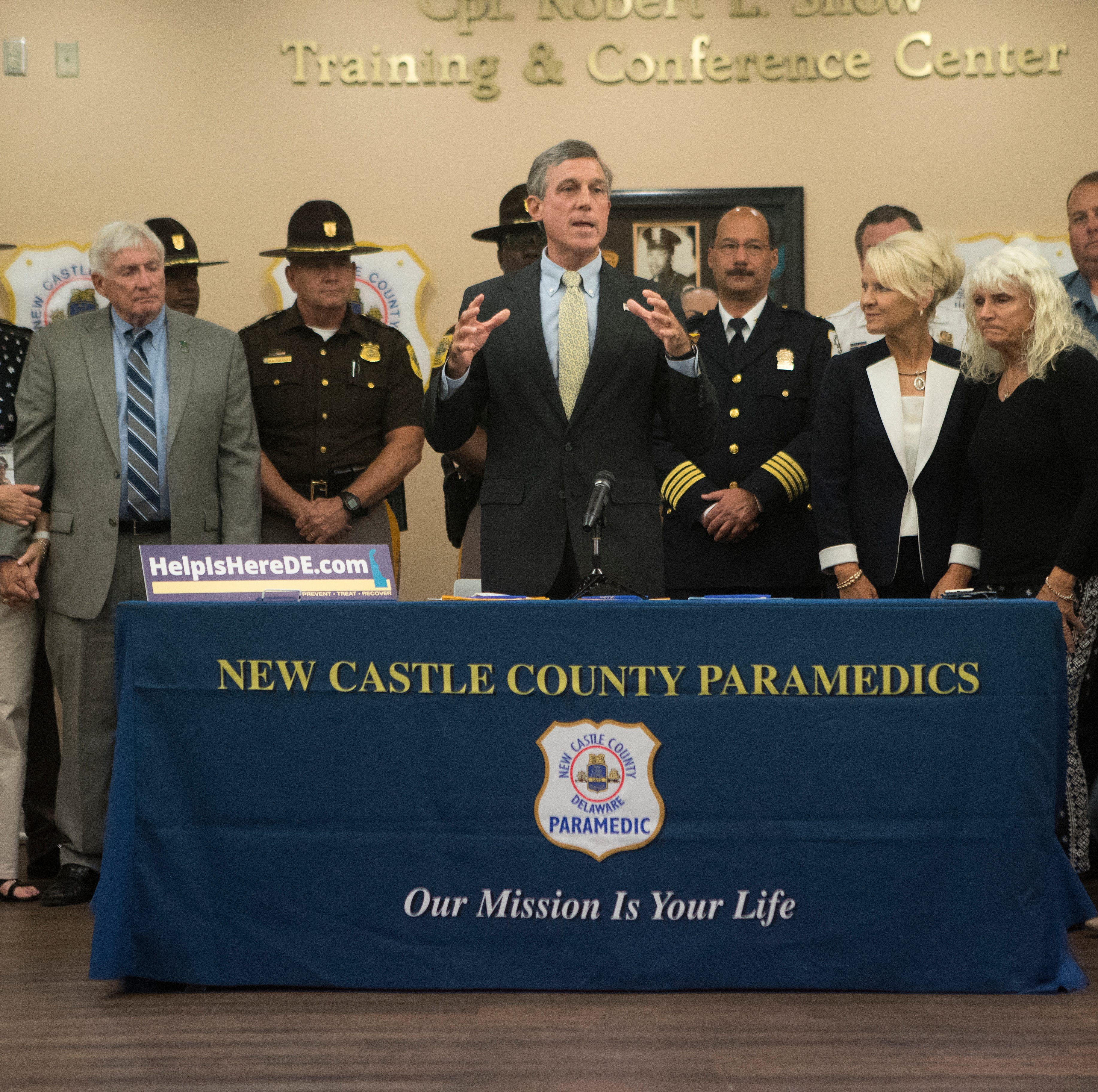 Delaware loses 39 lives in deadliest month ever from drug overdoses