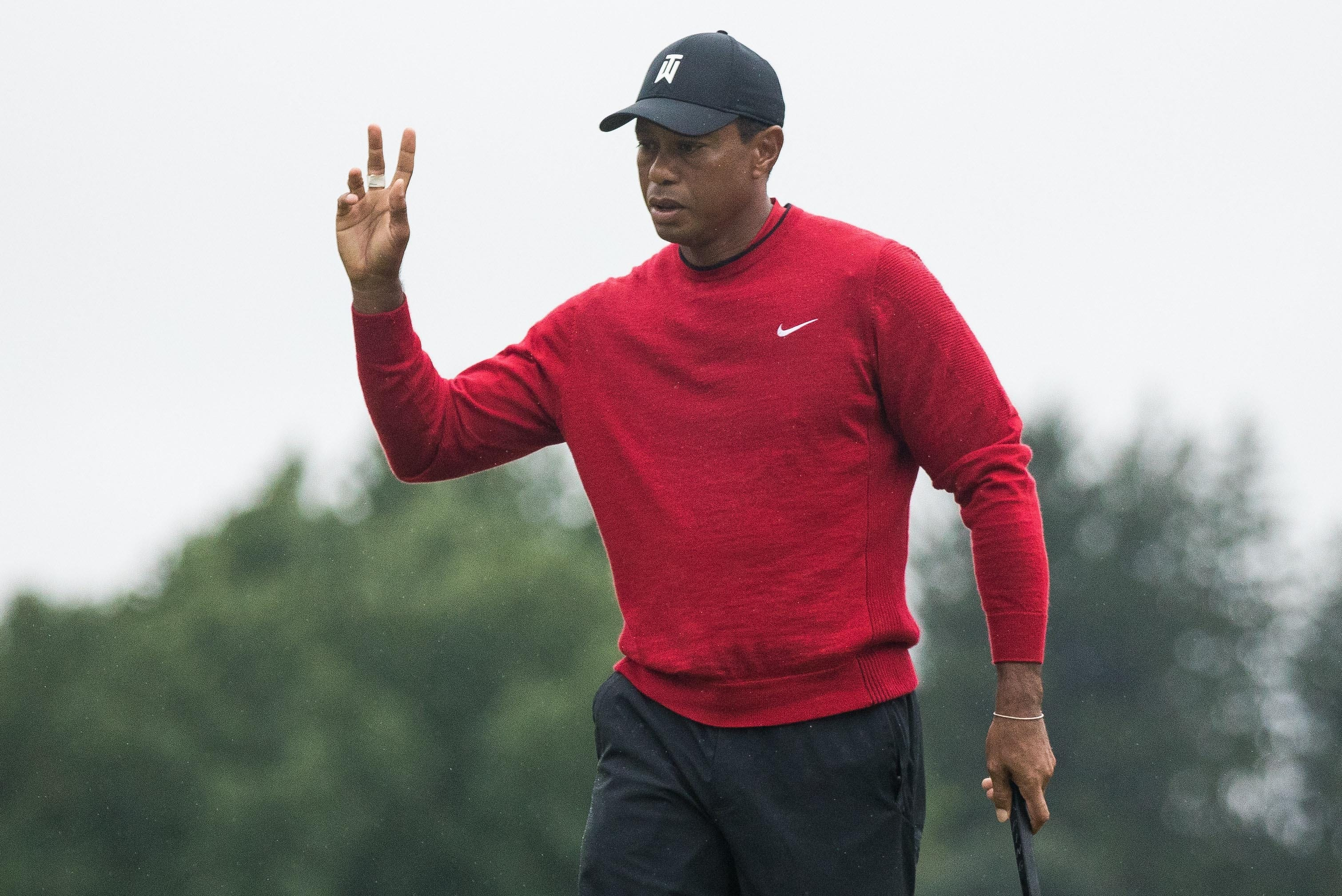 tiger woods looking to take advantage of offseason time