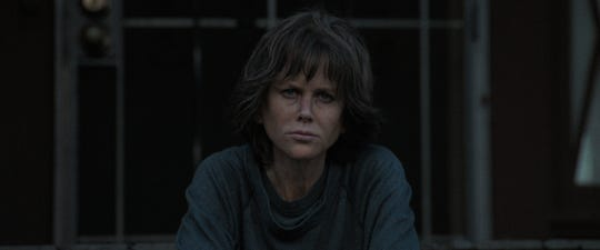 "Nicole Kidman stars as a haunted detective in ""Destroyer."""