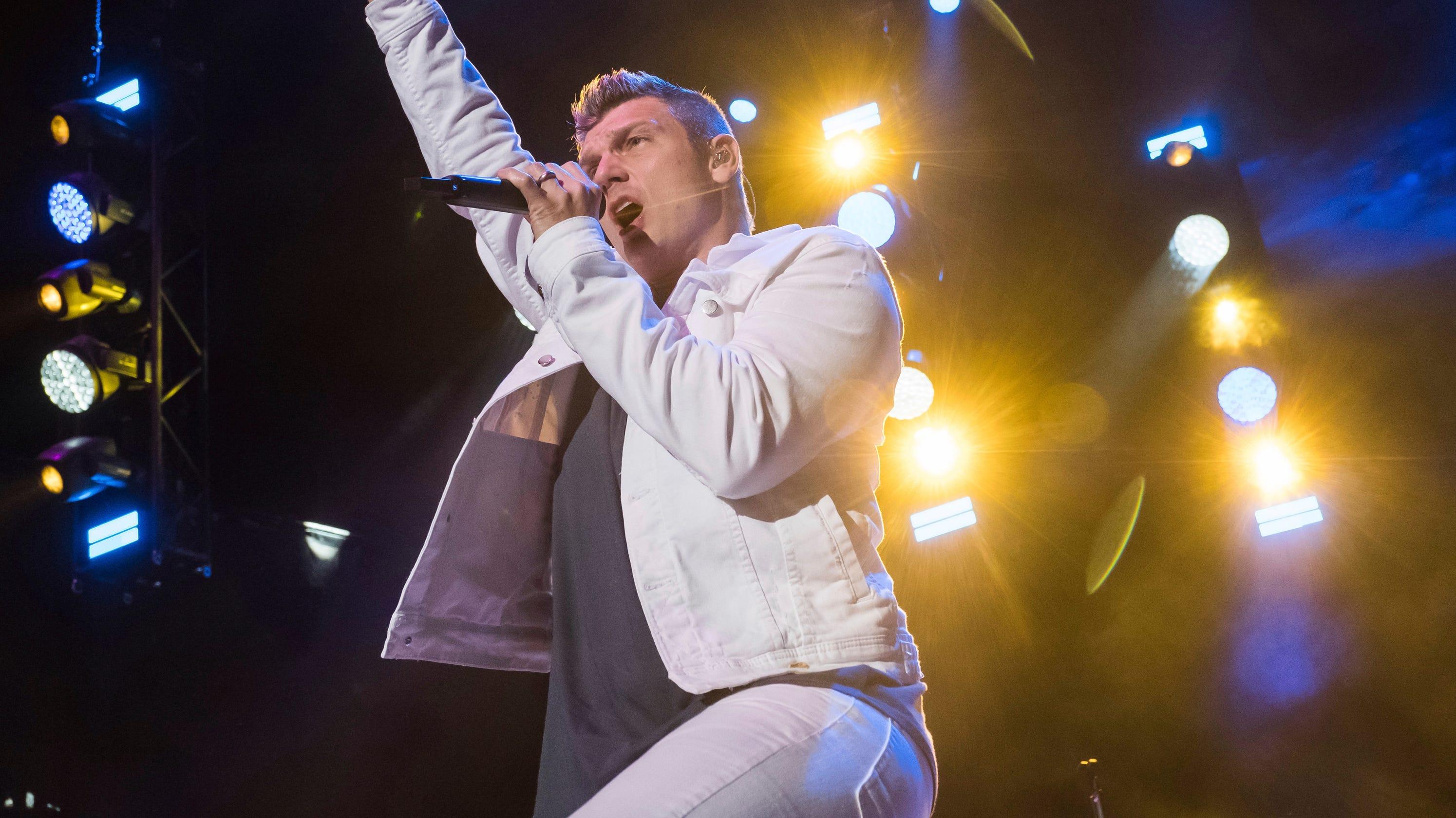 Backstreet Boy Nick Carter won't be charged with 2003 rape