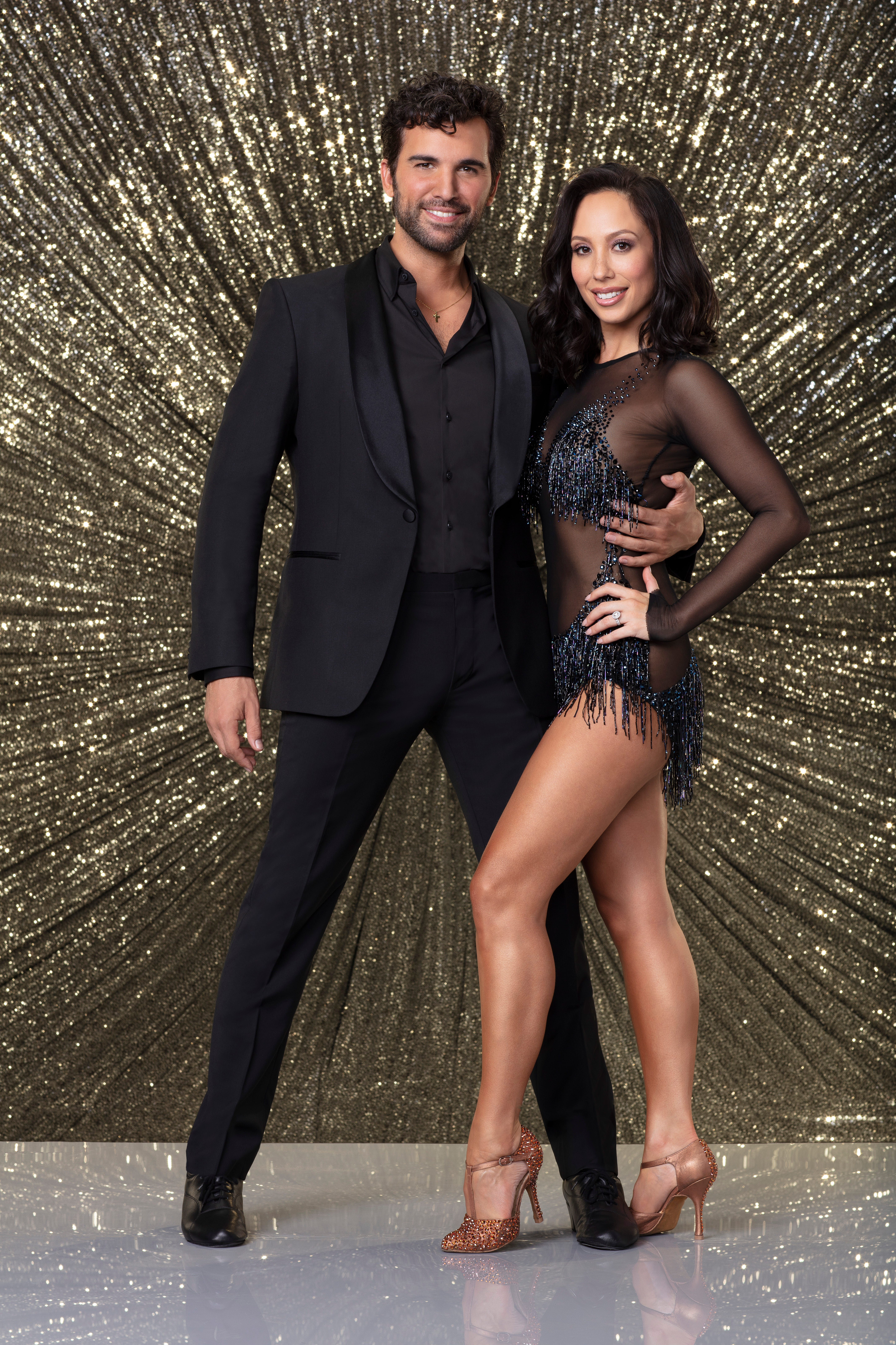 Dancing with the stars dating history