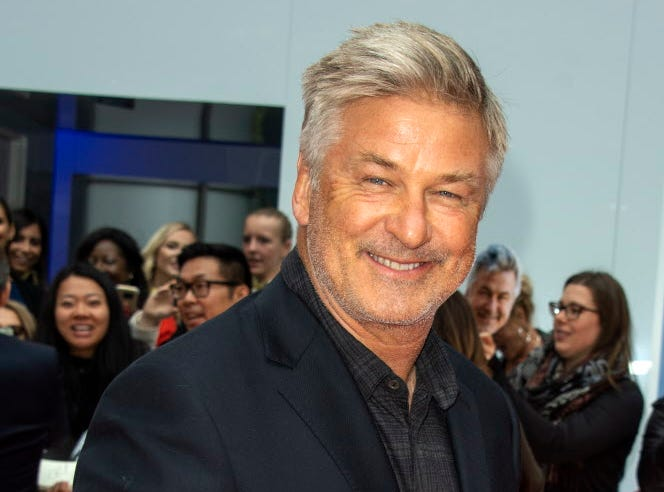 epa07009594 US actor and cast member Alec Baldwin arrives for the screening of the movie 'The Public' during the 43rd annual Toronto International Film Festival (TIFF) in Toronto, Canada, 09 September 2018.  EPA-EFE/WARREN TODA ORG XMIT: WTX75