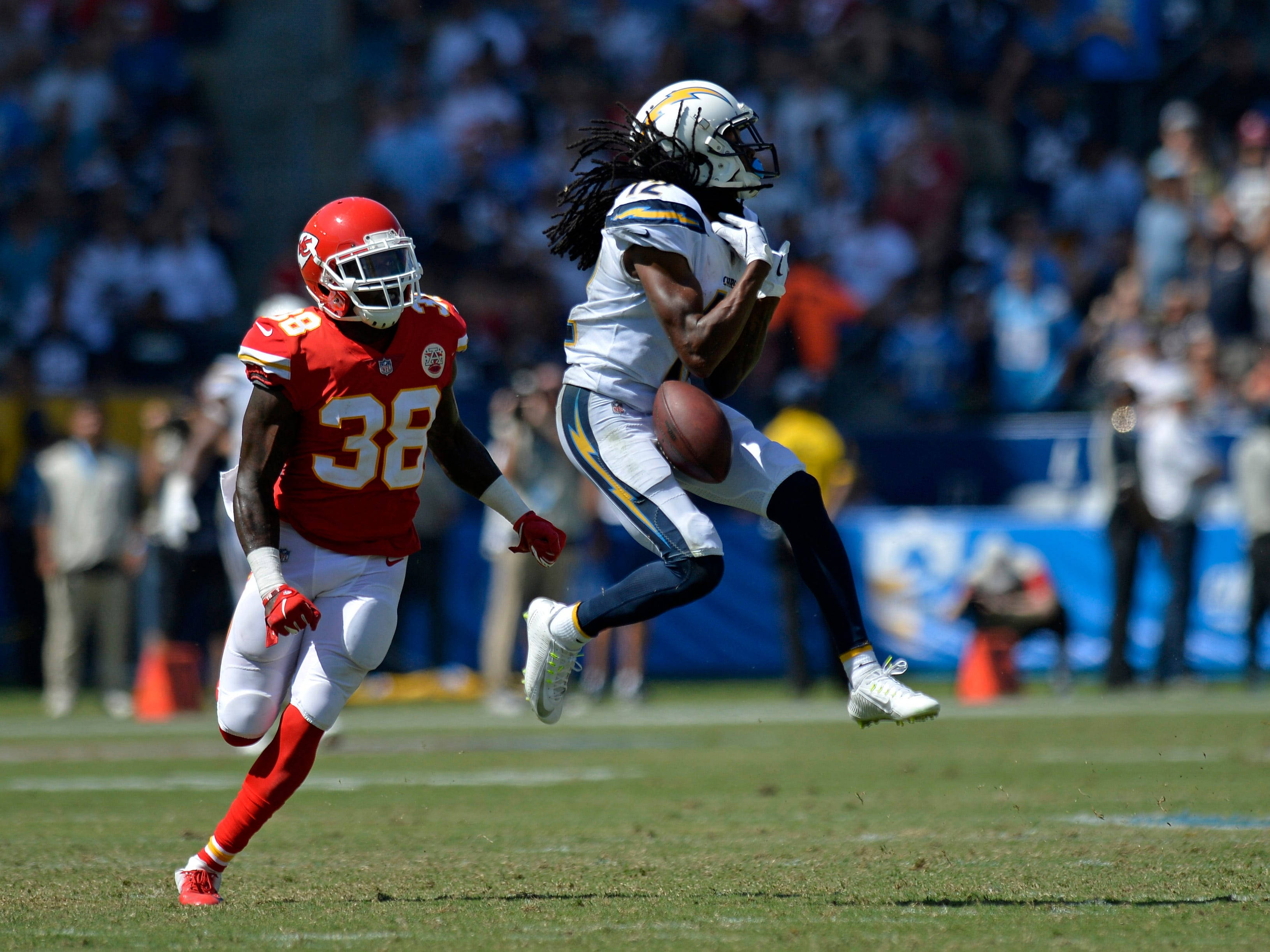 11. Chargers (9): Whether it was (another) key field-goal miss or giving up 91-yard punt return, Bolts' special teams remain especially abysmal.