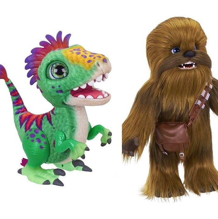 Amazon's top 25 toy list for the 2018 holidays is...