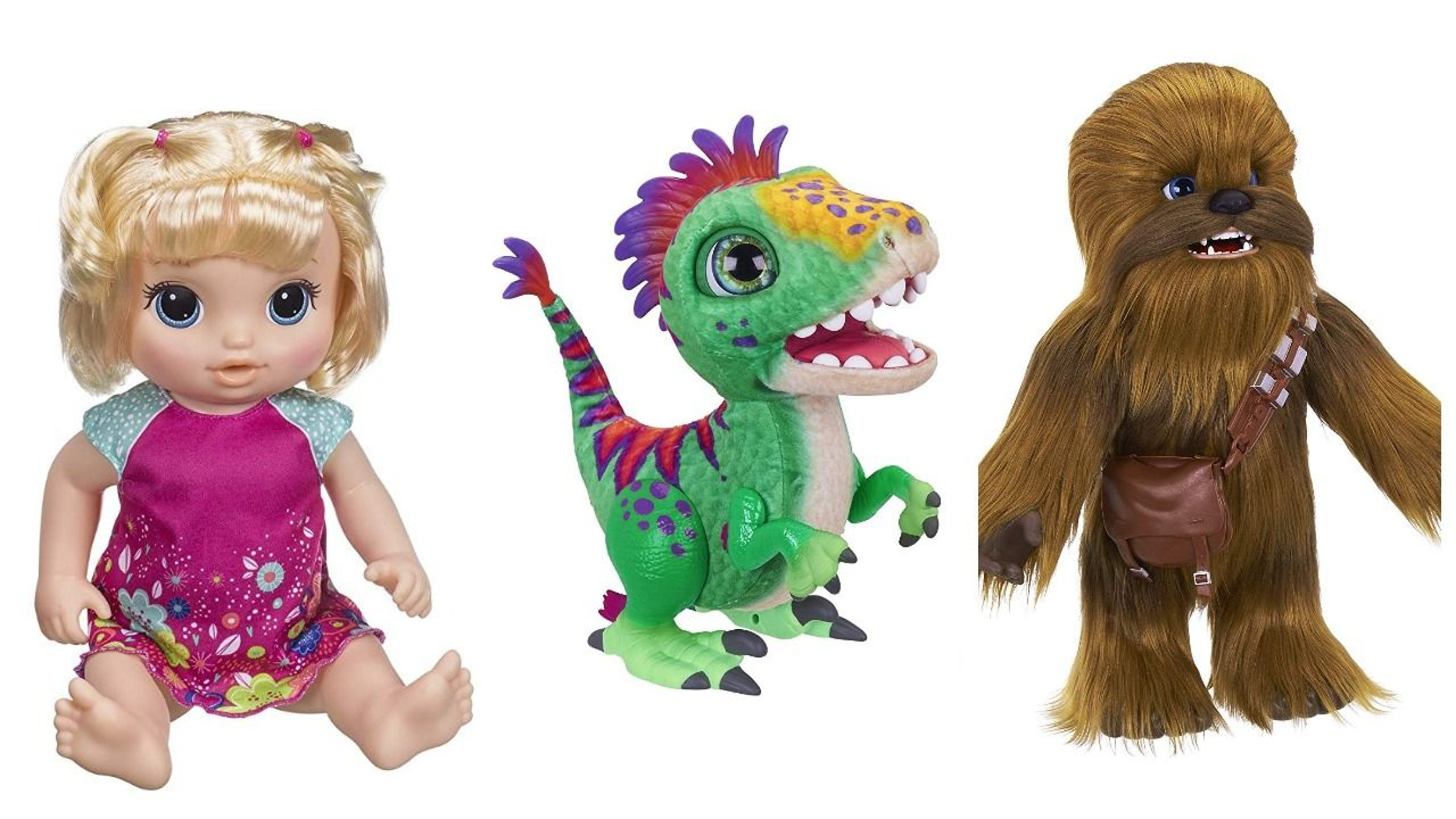 New Toys For Boys Ages 5 7 : Unicorn poop and prehistoric pets grace amazon s top toy
