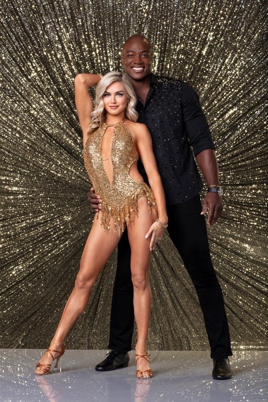 Lindsay Arnold Demarcus Ware