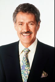 Alex Trebek rocked the world with this mustache in 1989.