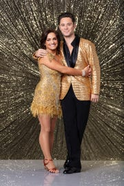 "Mary Lou Retton and Sasha Farber are part of ""Dancing with the Stars Live"" at the Grand Sierra Resort."