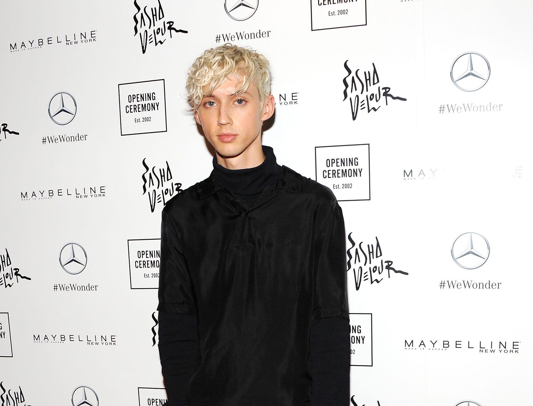 And Troye Sivan