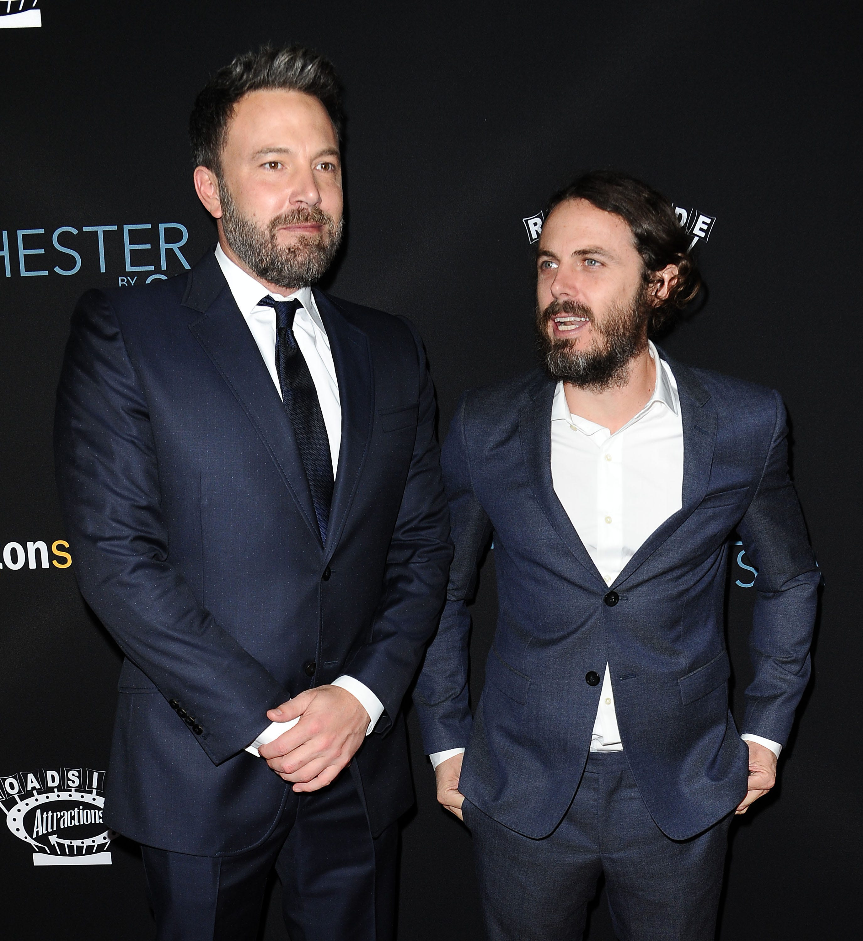 Casey Affleck supports 'brave' brother Ben's return to rehab