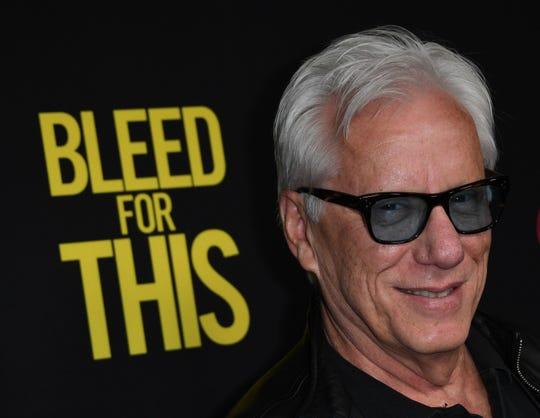 James Woods in November 2016 at a movie premiere in Beverly Hills. /AFP/Getty Images ORIG FILE ID: AFP_1775PR