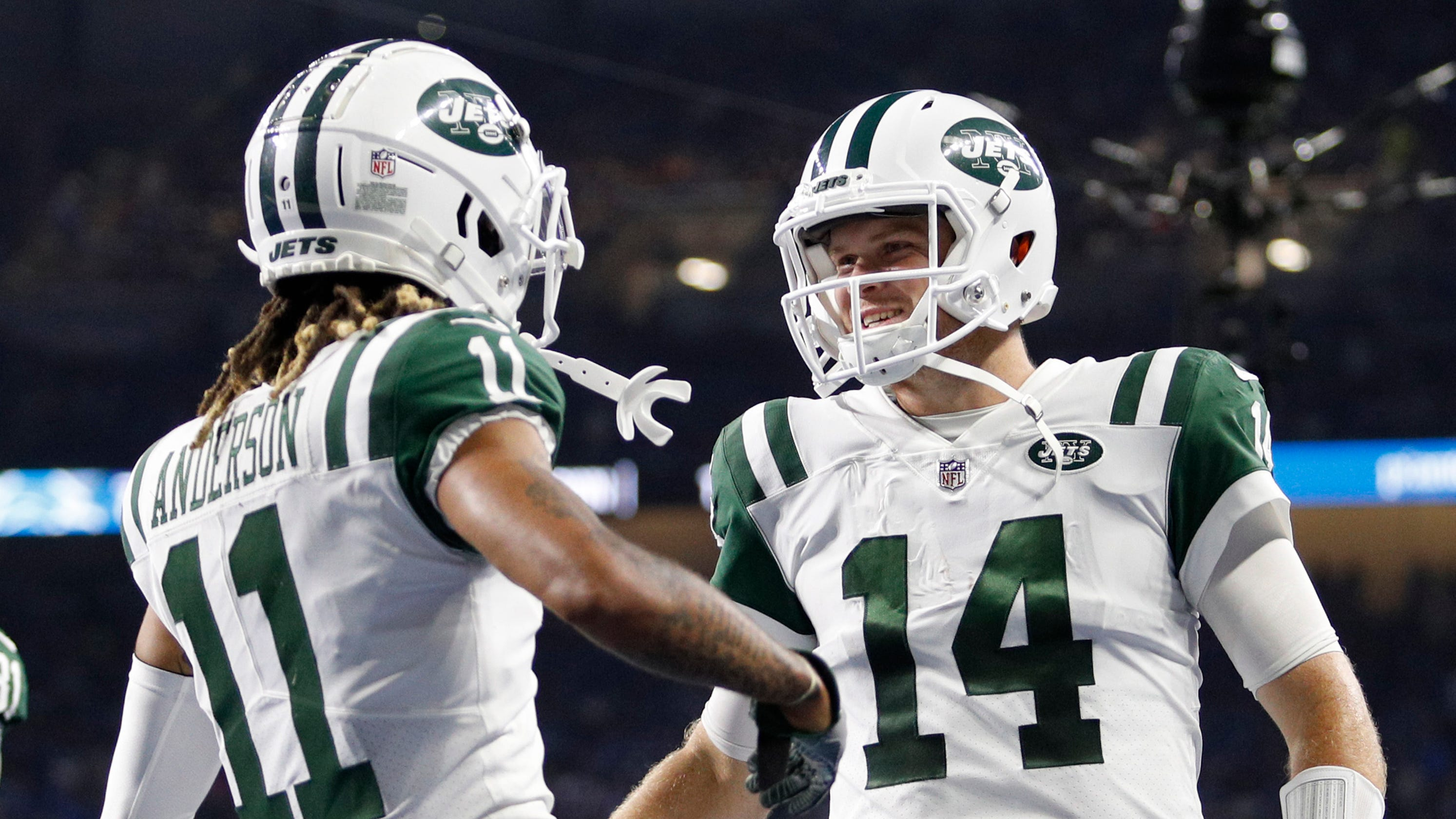 release date: 5d99e b7305 Sam Darnold rebounds from ignominious start as Jets rout Lions