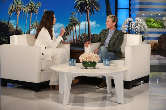 """I think people expected me to be quiet because it was my movie. But the truth is, I don't care if this movie gave me all the money in the world and all the power,"" Olivia Munn told Ellen DeGeneres. ""If it cost one person's life, they can take it. I don't want this career."""