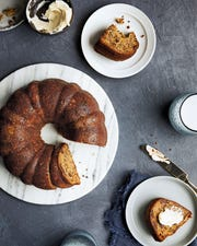 The banana bread that launched a million tweets.