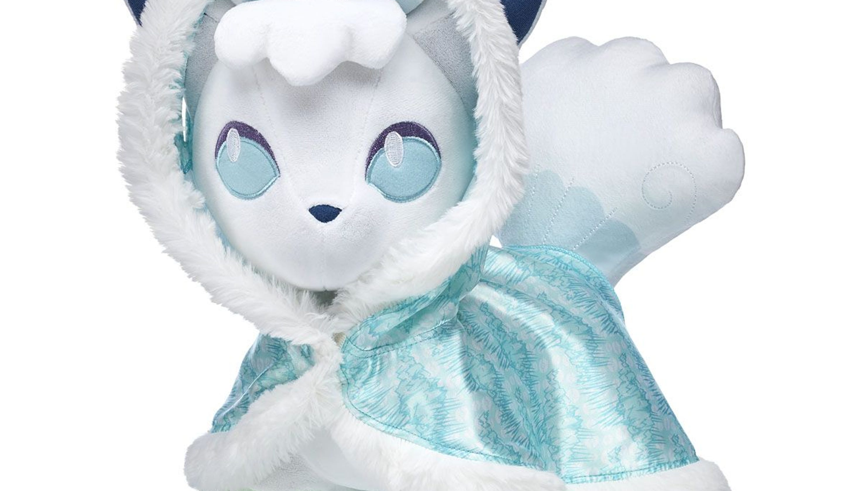 8dd4f487dc6 Build-a-Bear has a new Pokémon plush toy your kid will want to cuddle