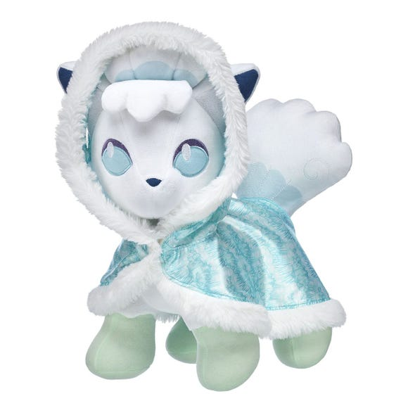 The Alolan Vulpix is released on Thursday, Sept. 13.