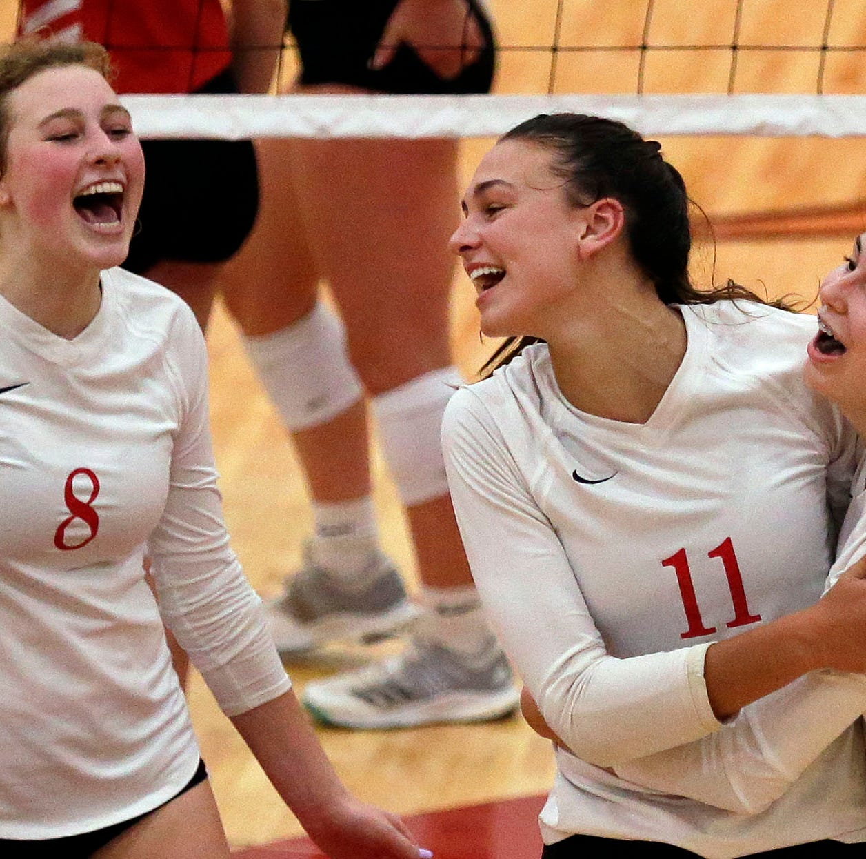 High school: Football, girls volleyball rankings for the Fox Valley area