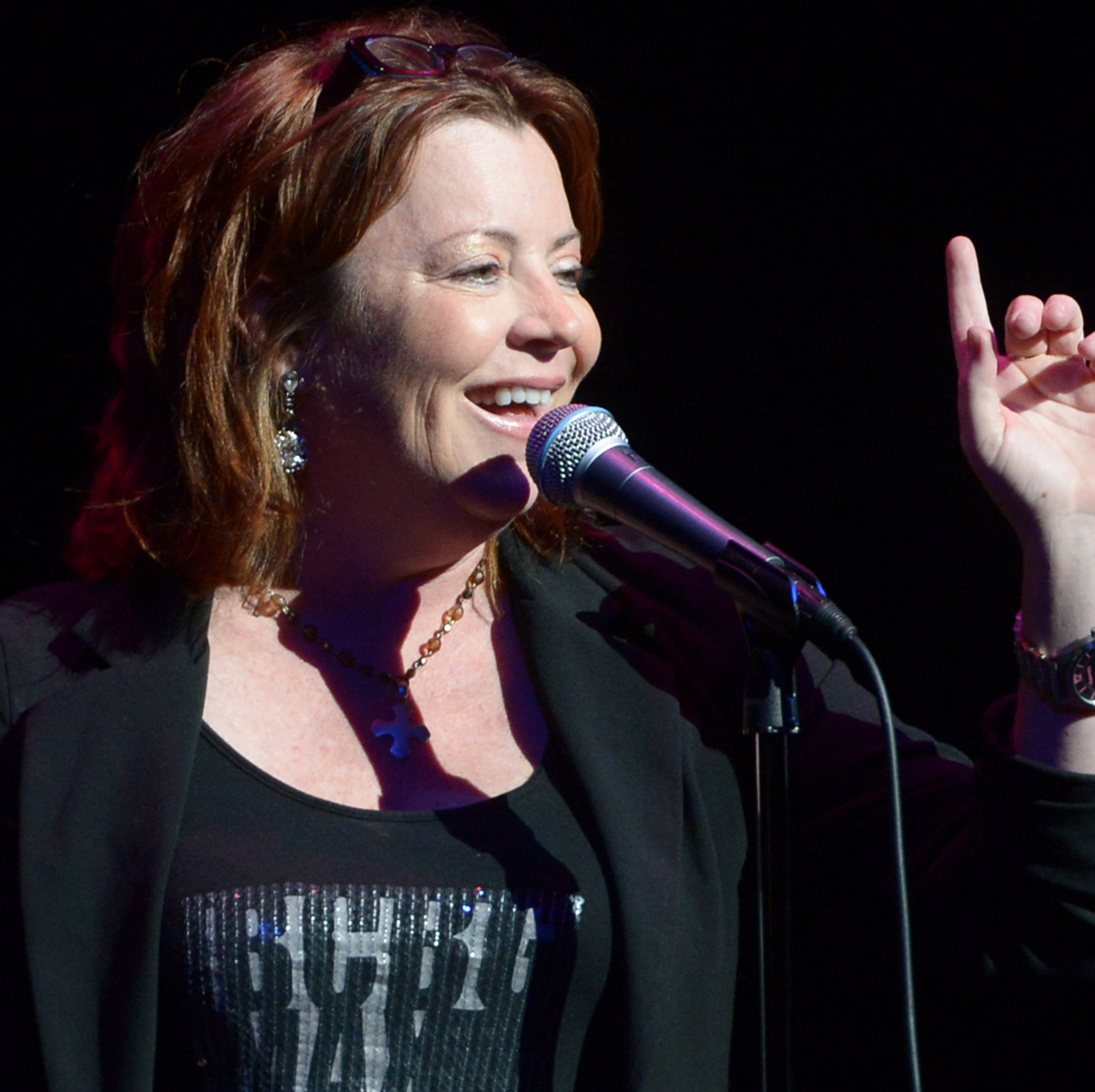 Comedian Kathleen Madigan: 'Me and Lewis Black ... we've been so drunk at Cleo's'