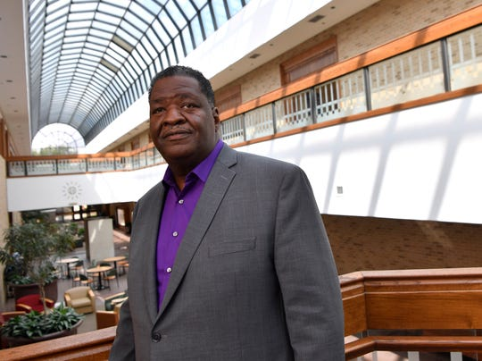 Jerry Taylor, a religion professor at Abilene Christian University, will be the director of the new Carl Spain Center on Race Studies and Spiritual Action. The center will be housed in ACU's Biblical Studies building. 9/12/18
