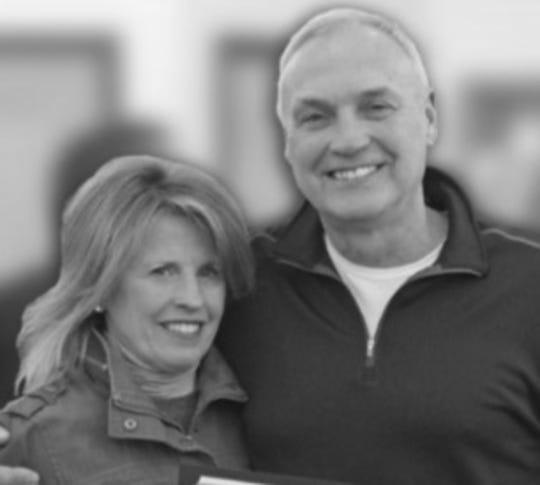 Mary Lou Zanot and Robert Zanot