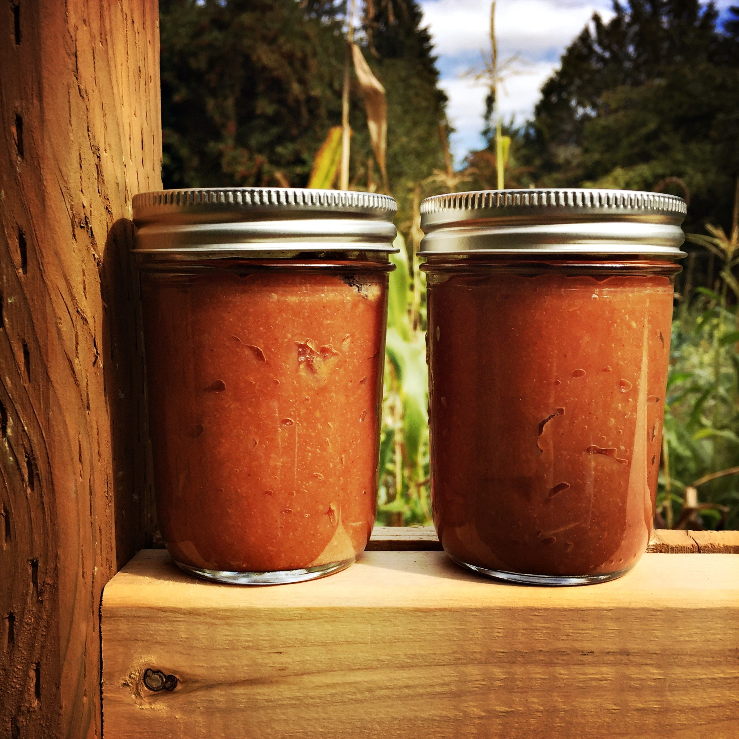 An apple butter that won't wreck your kitchen