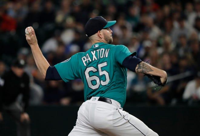 Mariners starter James Paxton will miss his scheduled start Friday in Anaheim.