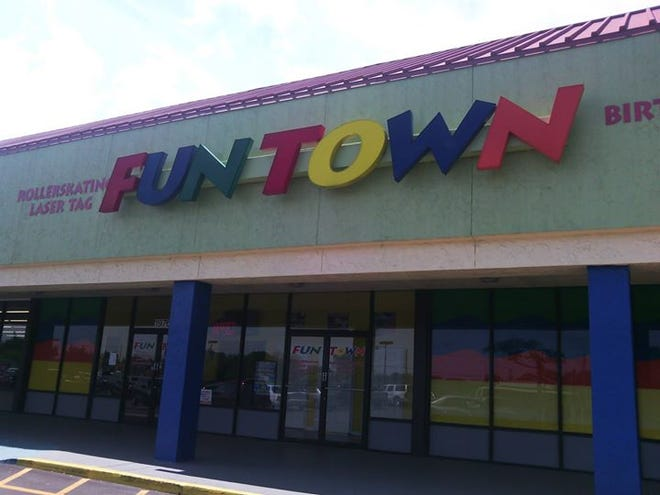 Fun Town, 1976 Wickham Road in Melbourne, will be host to the Skate4Great event Saturday in Melbourne.