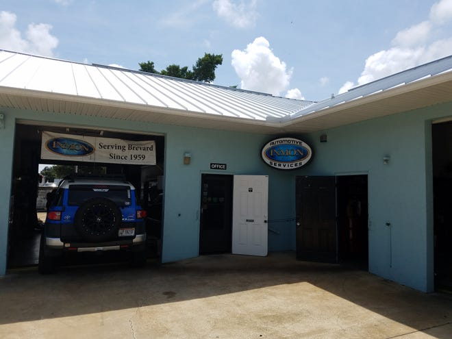 Inmon Automotive Services, 55 N. Tropical Trail on Merritt Island, has stepped up to help solve the problem with shrinking food supplies at area pantries.