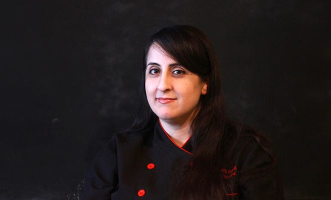Chef Toni Elkhouri, who owns Cedar's Cafe in Melbourne with her mother, Marlene, is the host chef for the Sept. 30 James Beard Celebrity Chef Tour Dinner at the Brevard Zoo.