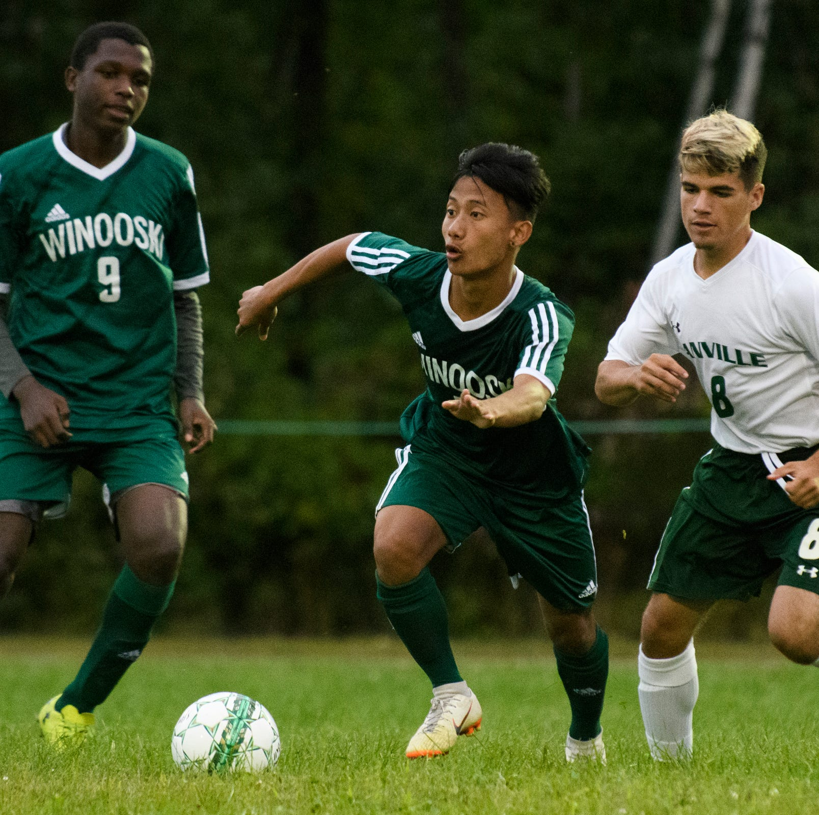 Vermont high school highlights: Winooski soccer powers past Hazen to stay undefeated