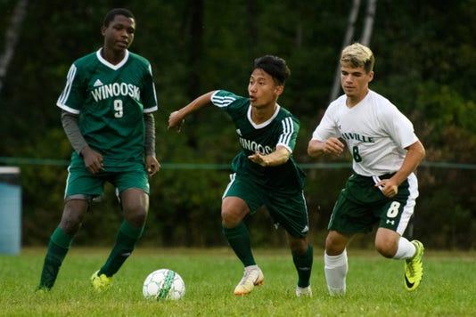 Danville Vs Winooski Boys Soccer 09 11 18
