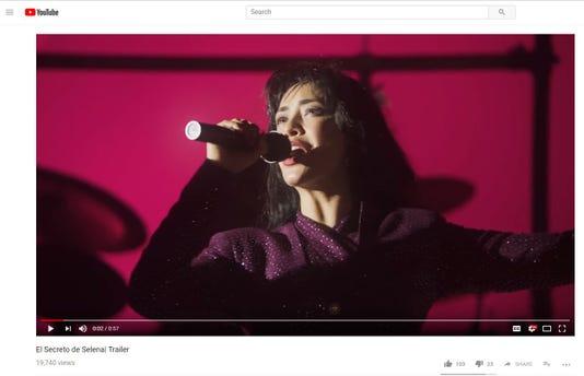 Selena show